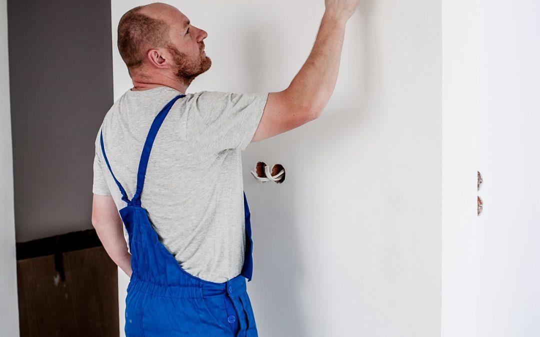 Een schilder doet meer dan u denkt